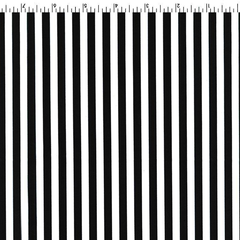 Scp318 black/white | stripes, Printed Spandex