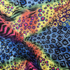 PEACOCK PARADISE VELVET configurable- Spandexbyyard - fabrics, fabric for swimwear, fabric for yogawear, swimwear fabric, yogawear fabric, fabric sublimation, sublimation fabric, los angeles, california, usa, spandex, sale, swimwear, yoga wear, lycra, shiny, neon, printed, fabric by the yard, spandex lycra, nylon lycra, lycra fabric