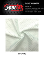 SP-161 Jumbo Football Eyelet Mesh Shiny , PFP for sublimation . Heavy weight and Durable for Sportswear Spandex, Stretch Mesh- Spandexbyyard - fabrics, fabric for swimwear, fabric for yogawear, swimwear fabric, yogawear fabric, fabric sublimation, sublimation fabric, los angeles, california, usa, spandex, sale, swimwear, yoga wear, lycra, shiny, neon, printed, fabric by the yard, spandex lycra, nylon lycra, lycra fabric