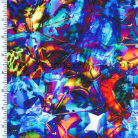 SP-NP2618 Fire & Ice Dance Nylon Spandex Digitally Wet Print | swimwear Print | Yoga wear Print | Legging Print Spandex, Wet Print- Spandexbyyard - fabrics, fabric for swimwear, fabric for yogawear, swimwear fabric, yogawear fabric, fabric sublimation, sublimation fabric, los angeles, california, usa, spandex, sale, swimwear, yoga wear, lycra, shiny, neon, printed, fabric by the yard, spandex lycra, nylon lycra, lycra fabric