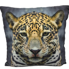 Throw Pillow Case Cover Jaguar Power