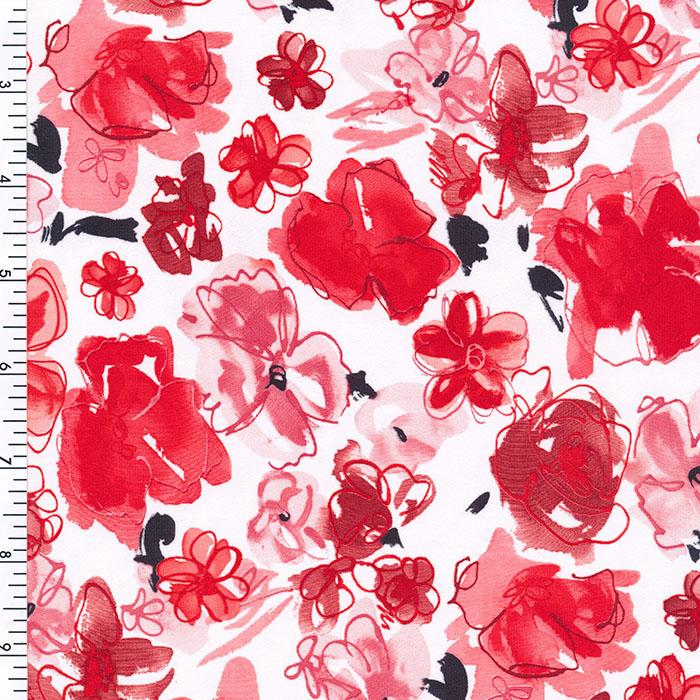 P-7532-5011-Red | swimwear Print | Yoga wear Print | Legging Print Spandex, Wet Print- Spandexbyyard - fabrics, fabric for swimwear, fabric for yogawear, swimwear fabric, yogawear fabric, fabric sublimation, sublimation fabric, los angeles, california, usa, spandex, sale, swimwear, yoga wear, lycra, shiny, neon, printed, fabric by the yard, spandex lycra, nylon lycra, lycra fabric