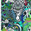 SP-NP2712 Tatoo Jungle Nylon Spandex Digitally Wet Print