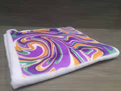 SP-TW360 Patented Towel Fabric Poly Face For sublimation