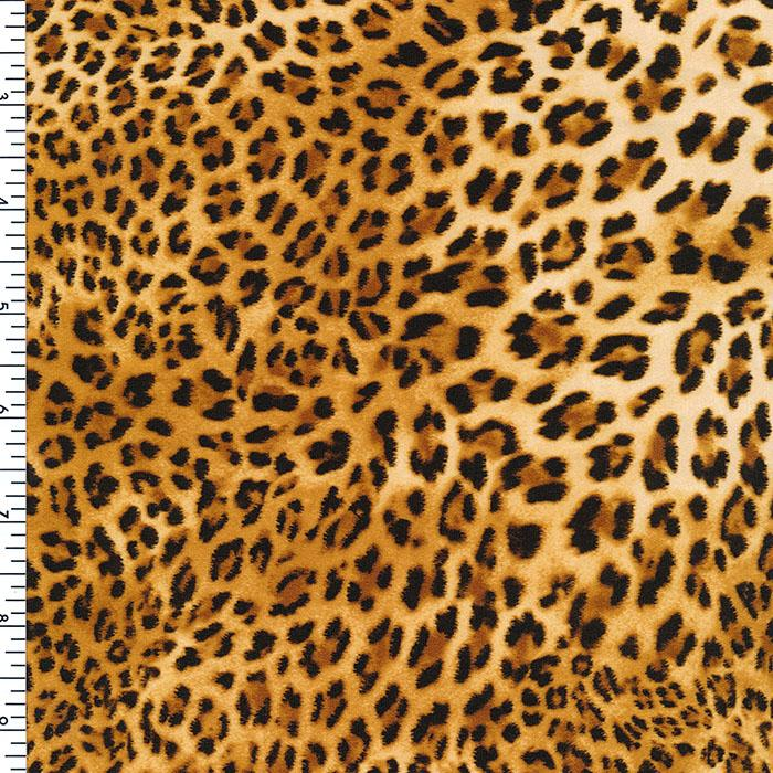 TFX767-64 Printed Spandex Animal