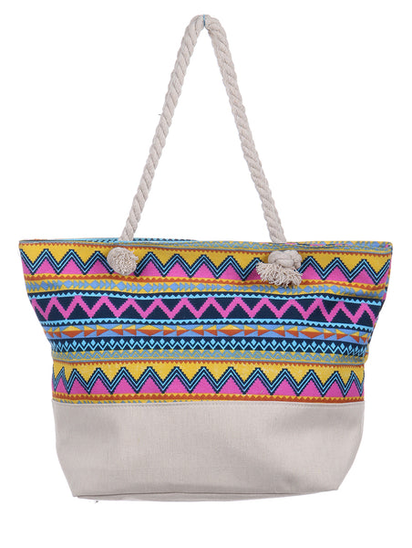 Tribal Jumbo Beach Tote