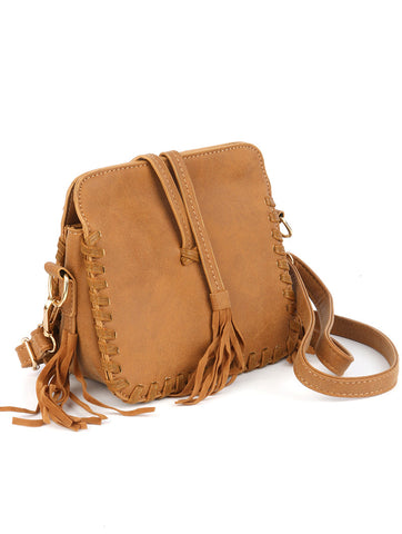 Gypsy Explorer Light Colorado Tassel Handbag ( 3 In Stock)