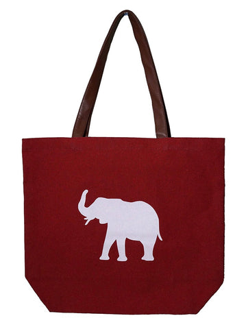 Ellie Canvas Tote