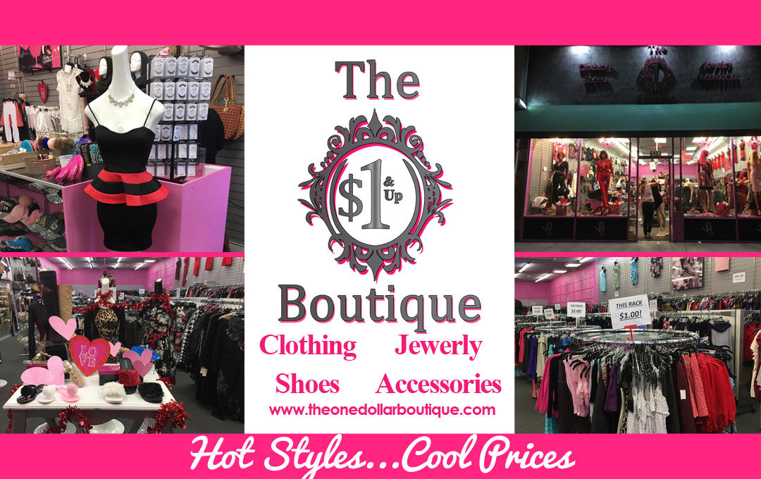 The $1 & Up Boutique