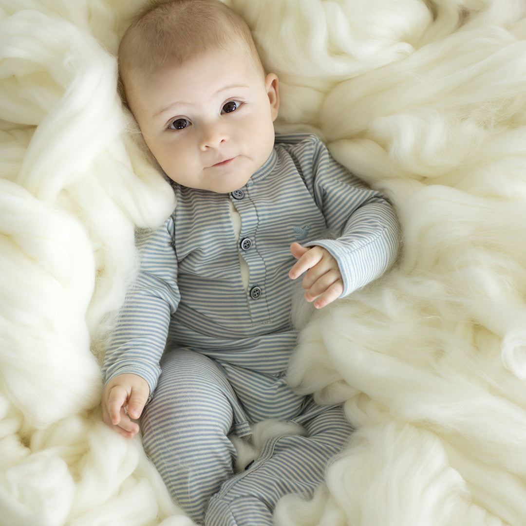 how does merino wool regulate temperature?
