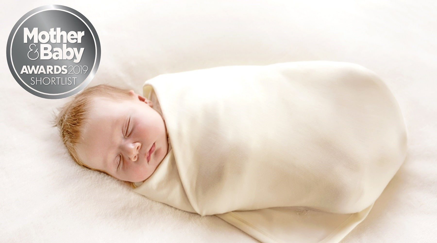 Best Product for a Newborn - our merino swaddle blanket for babies gets international recognition