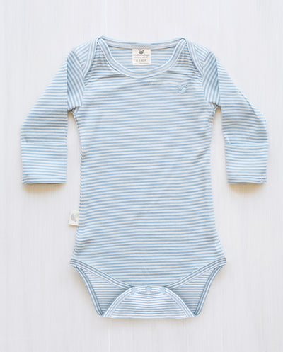 blue merino bodysuit nz
