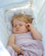 sleeping baby in merino singlet bodysuit