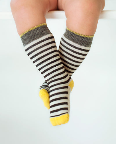 knee high merino socks
