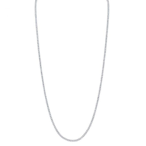 Long Tennis Necklace