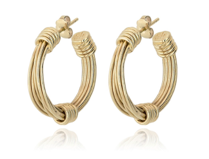 Ariane Hoop earrings