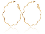 Florette Hoop earrings