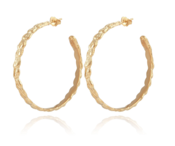 Liane Hoop earrings