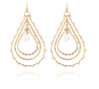 Orphee Small earrings