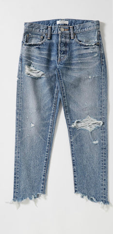 Ashland Tapered Crop Jean