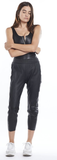 SPRWMN Slim Leather Jogger