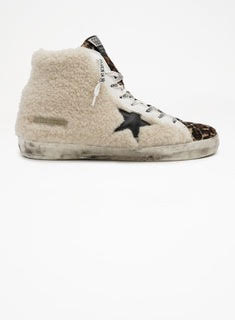 Shearling Francy Sneakers