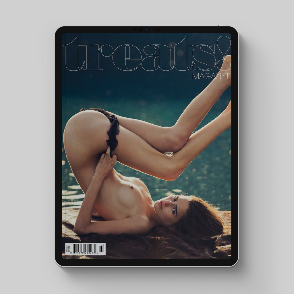 treats! Issue 2 - Emily Ratajkowski, Lou Lou, Amy Hixon