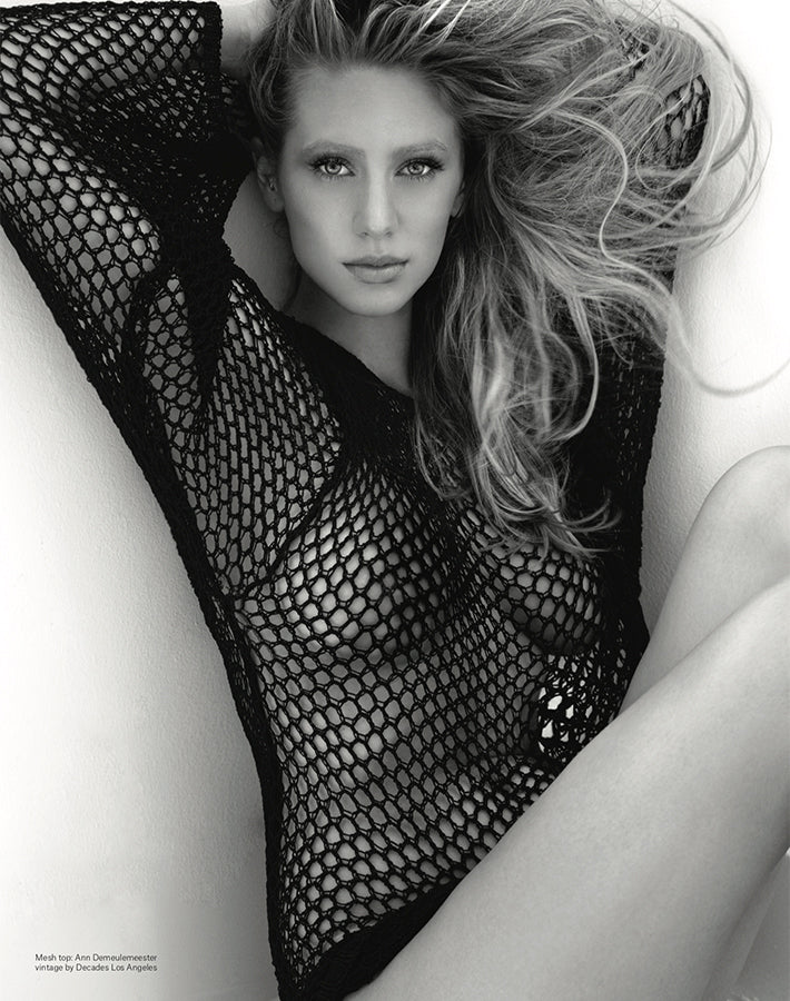 Treats Magazine - Fashion nude photography, treats! Issue 7 - Dylan Penn