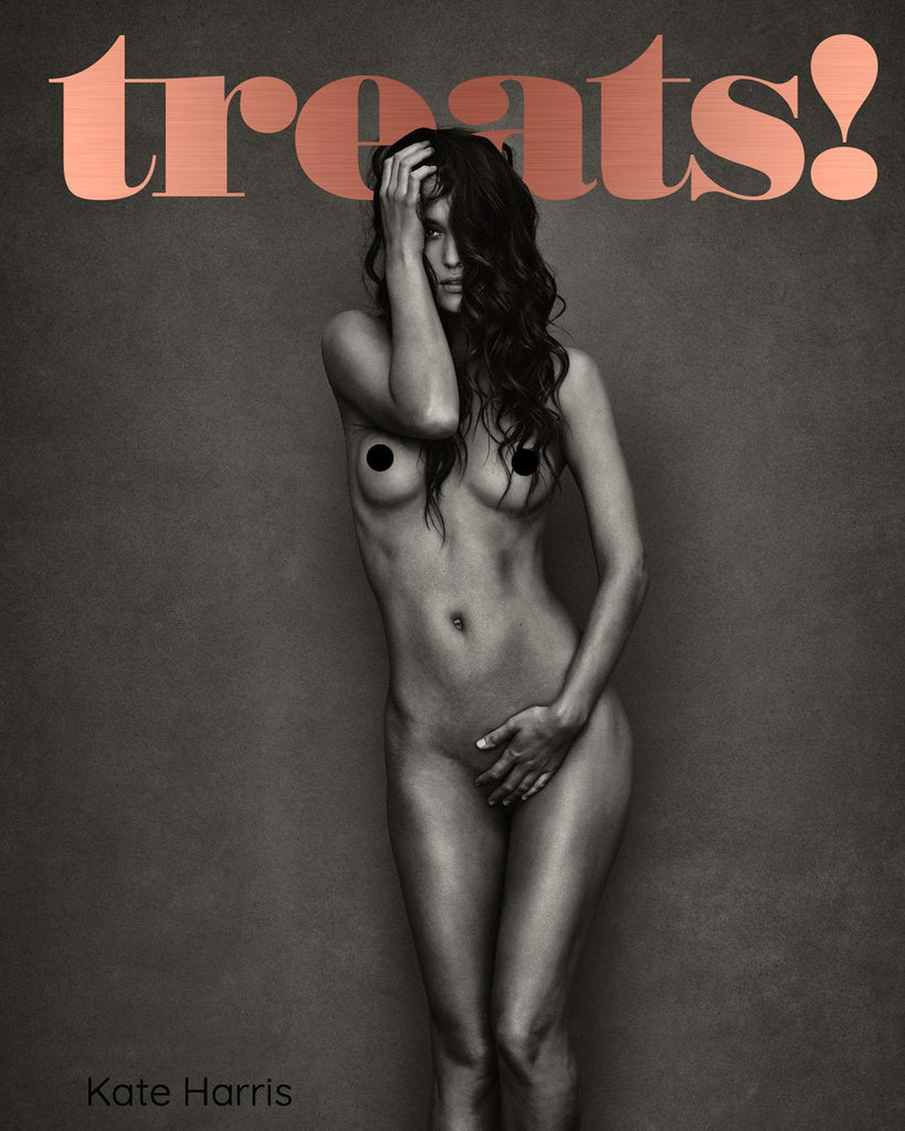 Treats Magazine - Fashion nude photography, treats! Issue 10
