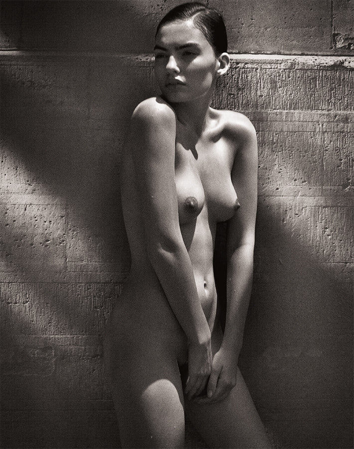 Treats Magazine - Fashion nude photography, treats! Issue 12 - Alejandra Guilmant