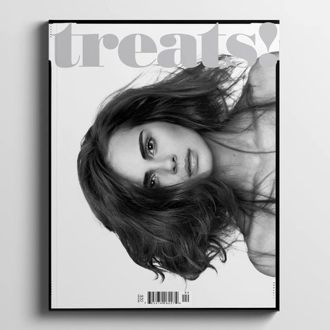 Treats Magazine - Fashion nude photography, treats! Issue 5 - Xenia Deli, Eugena Washington
