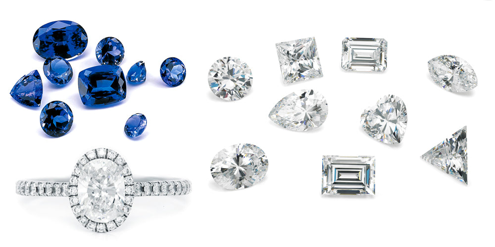 Engagement Rings, Diamonds & Gemstones
