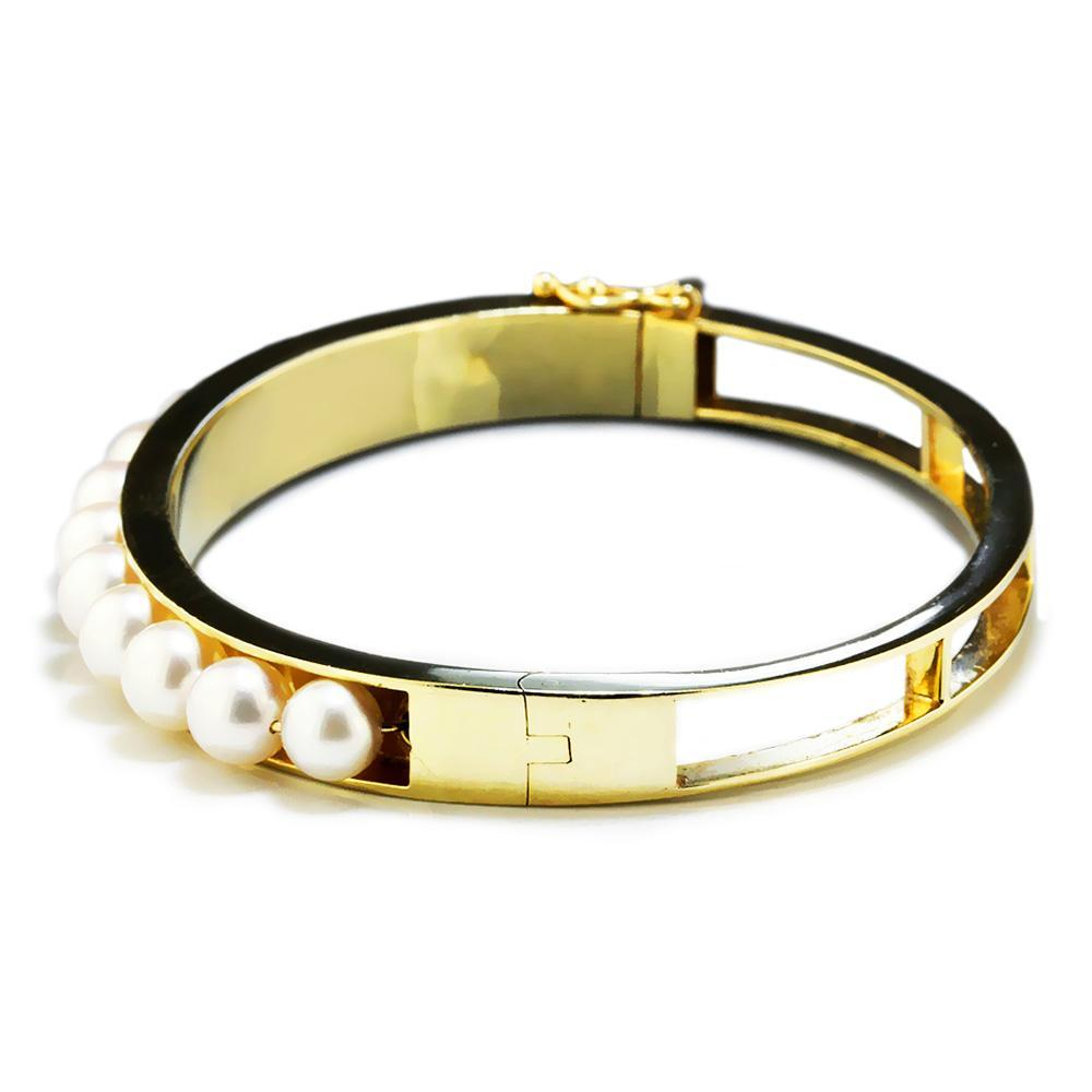 bangles bangle making pearl instruction bracelet com pandahall finished on easy articles