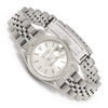 Once Upon A Diamond Watch Stainless Steel Rolex Lady-Datejust Stainless Jubilee 26MM '87 69174
