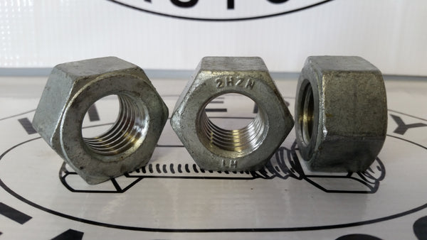 Heavy Hex Nut Steel ASTM – Liberty Fastco