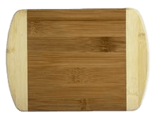 "Laser Pics and Gifts: 2-Tone 11"" Bamboo Cutting Board - Laser Pics & Gifts"