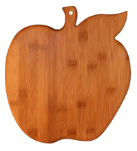 Big Apple Serving and Cutting Board | Laser Pics & Gifts