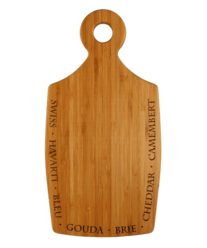 Laser Pics and Gifts: Chubby Cheese Serving and Cutting Board - Laser Pics & Gifts