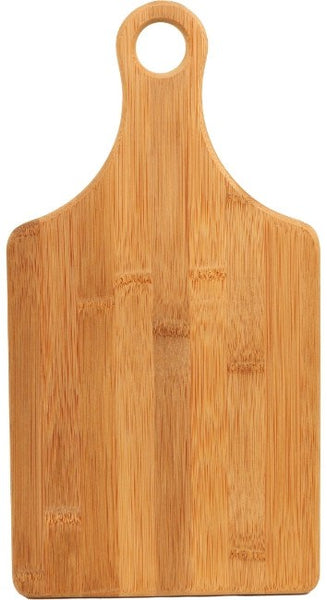 Bamboo Paddle Cutting Boards