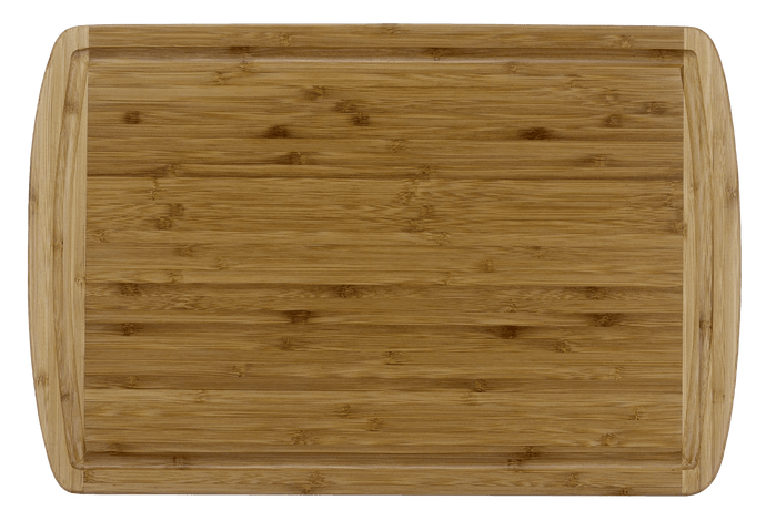 Mailibu Groove Serving and Cutting Board | Laser Pics & Gifts