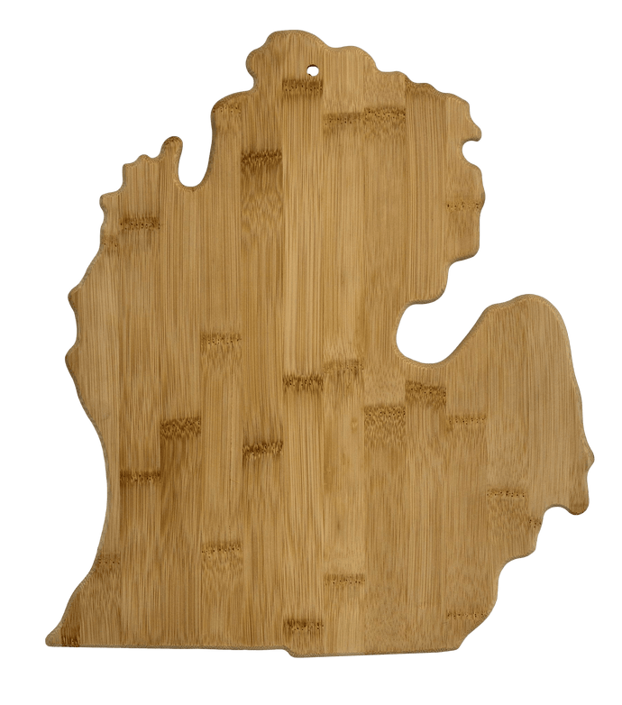 Michigan Serving and Cutting Board | Laser Pics & Gifts