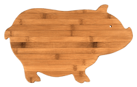 Laser Pics and Gifts: Pig Serving and Cutting Board - Laser Pics & Gifts
