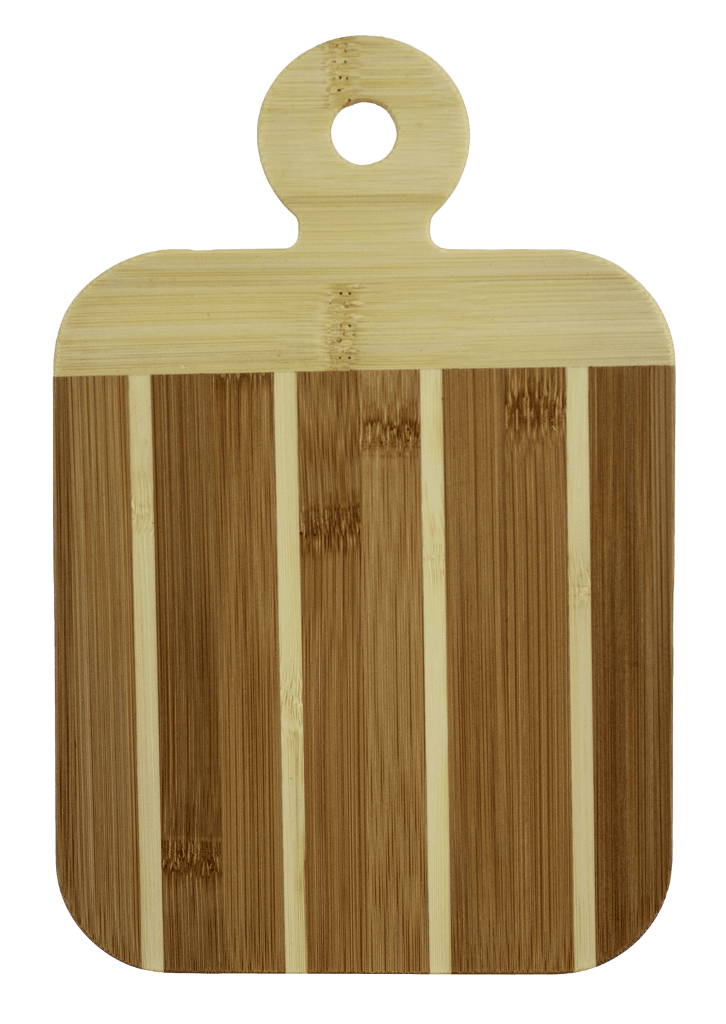 Striped Paddle Serving and Cutting Board | Laser Pics & Gifts