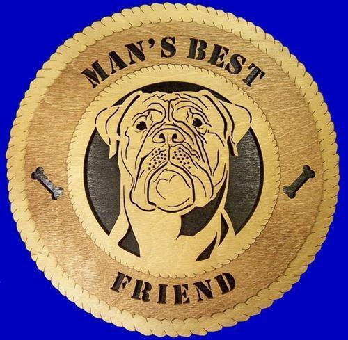 Laser Pics and Gifts:  BULL MASTIFF Plaque - Laser Pics & Gifts