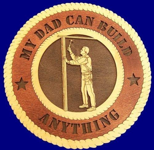 Laser Pics and Gifts: CARPENTER MALE Professional Plaque - Laser Pics & Gifts