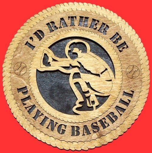 Laser Pics and Gifts: CATCHER Plaque - Laser Pics & Gifts