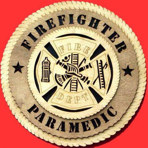 Laser Pics and Gifts: EMT Military Plaque - Laser Pics & Gifts
