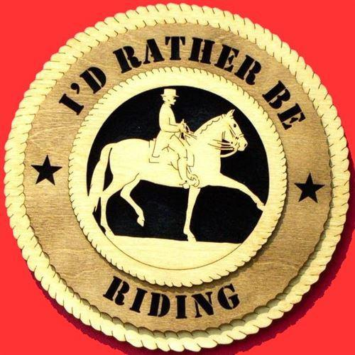 Laser Pics and Gifts: ENGLISH HORSE RIDER  Plaque - Laser Pics & Gifts