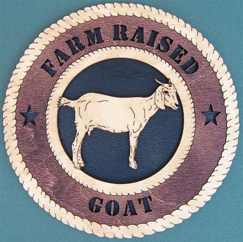 Laser Pics and Gifts: GOAT Plaque - Laser Pics & Gifts