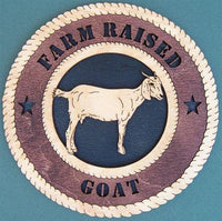 "Laser Pics and Gifts: 12"" GOAT Plaque - Laser Pics & Gifts"